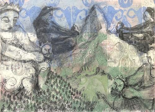 Life on Venus | The Landscape, Timed Auction - Lot 83, Allegra Fitzherbert, At the Peak