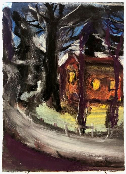 Life on Venus | The Landscape, Timed Auction - Lot 84, Elvira Rose Oddy, My Old Home