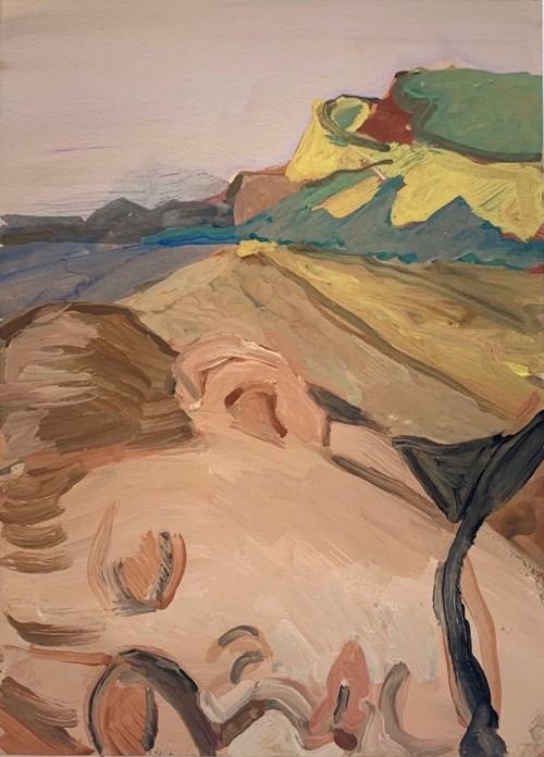 Life on Venus | The Landscape, Live Auction - Lot 2, Ella Squirrell, Beach Sleep