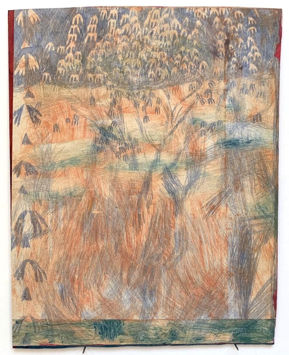 Life on Venus | The Landscape, Live Auction - Lot 3, Georgia Grinter, Carbon Covered World I