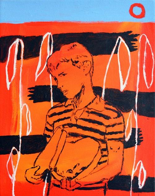 50 x £50 - Lot 40, Billy Bagilhole, Heart Shaped Box