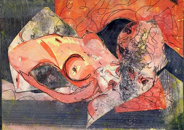 Jacqueline Doe, Venus Spatial Nude, The Auction Collective