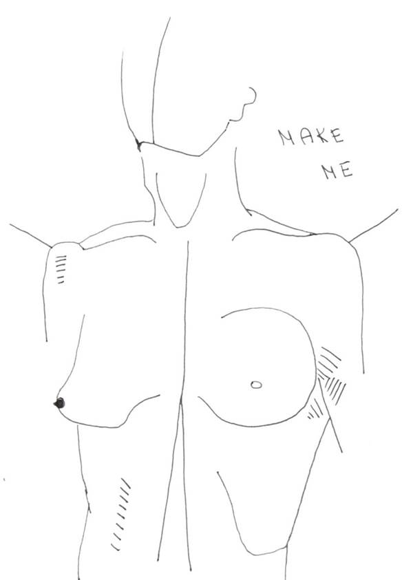 Lina Sokolovaite, Make Me, The Auction Collective