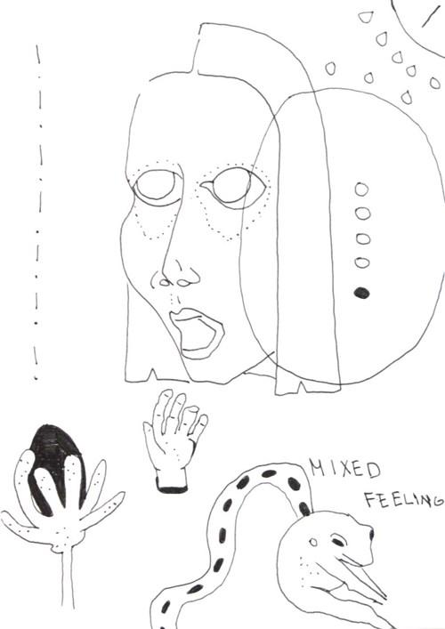 Life on Venus II | The Human, Timed Auction - Lot 23, Lina Sokolovaite Mixed Feeling, Mixed Feeling