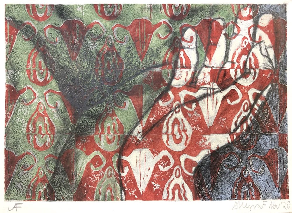 Life on Venus II | The Human, Timed Auction - Lot 92, Allegra Fitzherbert, Mount Venus Mound