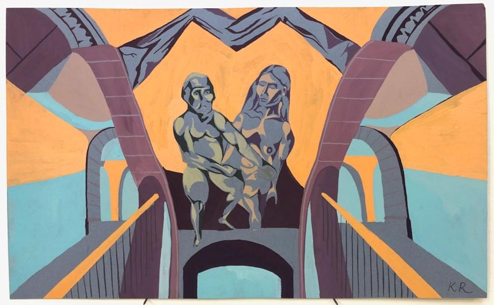 Life on Venus II | The Human, Timed Auction - Lot 100, Kitty Rice, La Malinche