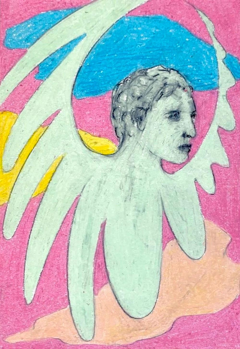 Life on Venus II | The Human, Live Auction - Lot 1, Rebecca Sammon, Soaring Through the Sky
