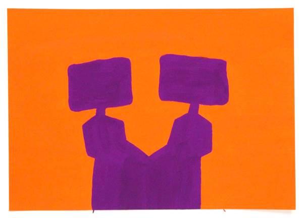 Natalia Markowska, Pillowheads, The Auction Collective
