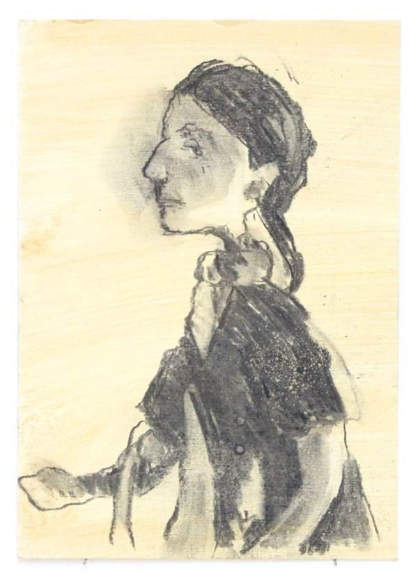 Liorah Tchiprout, Rifkele Study, The Auction Collective