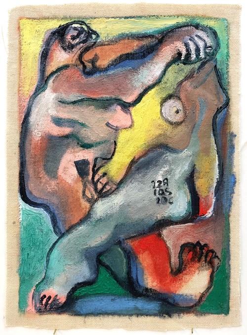 Life on Venus II   The Human, Timed Auction - Lot 118, Alice Suret-Canale, Phosphine Hug