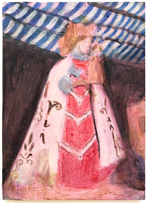 Life on Venus II | The Human, Timed Auction - Lot 126, Isabel Garfield, La Reina de Espana