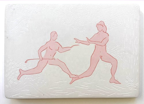 Life on Venus II   The Human, Timed Auction - Lot 136, Louise Benton, Apollo and Daphne