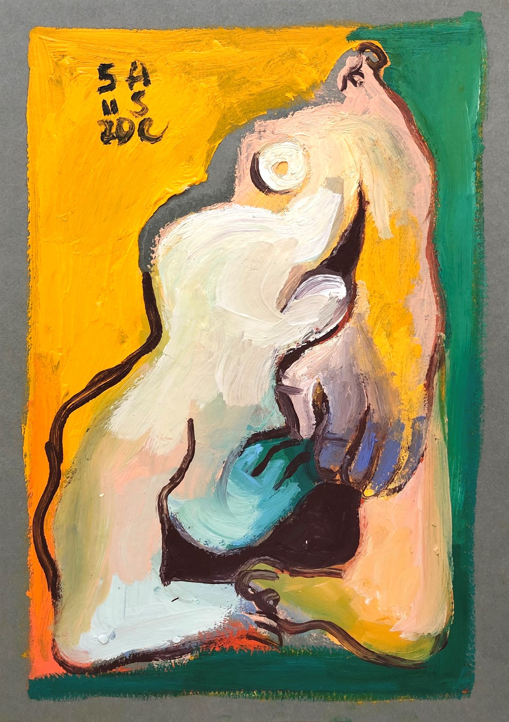 Life on Venus III   The Organic, Live Auction - Lot 17, Alice Suret-Canale, 450 Degree Heatwave