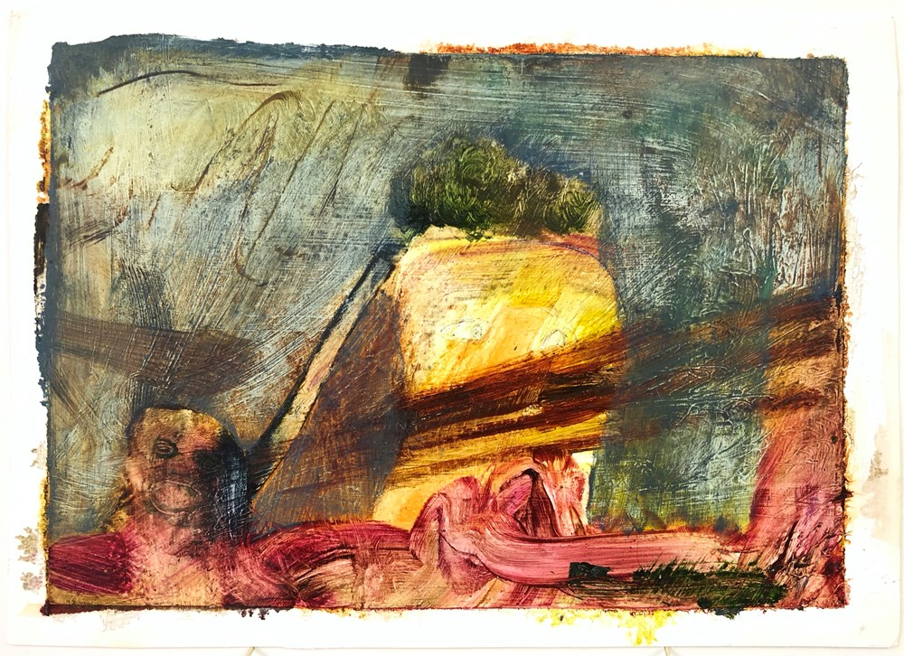 Life on Venus III | The Organic, Timed Auction - Lot 94, Crimson Boner, Power to the People