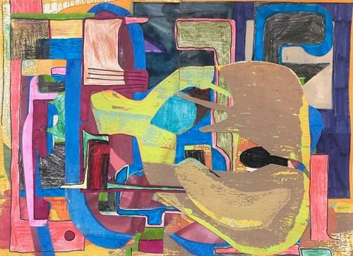 Life on Venus III | The Organic, Timed Auction - Lot 39, Gabrielle Lockwood Estrin, Facing North