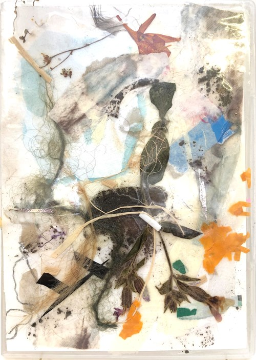 Life on Venus III | The Organic, Timed Auction - Lot 66, Eleanor Beale, Stems of Memory IIII