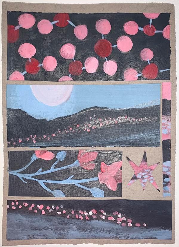 Copy Of 403. Eva Piay, Imagined Venusian Landscape.