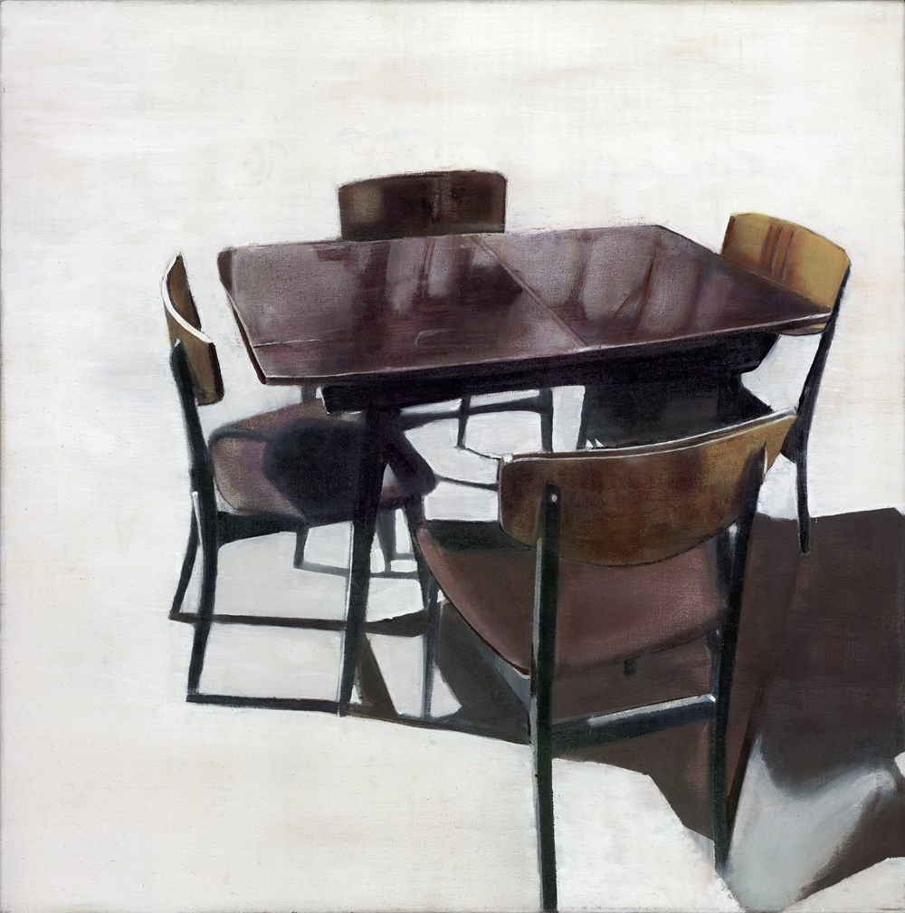 Studio Sale | Richard Baker - Lot 2, Richard Baker, Table & Chairs