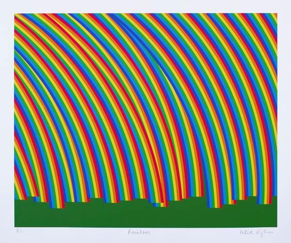 Patrick Hughes Rainbows
