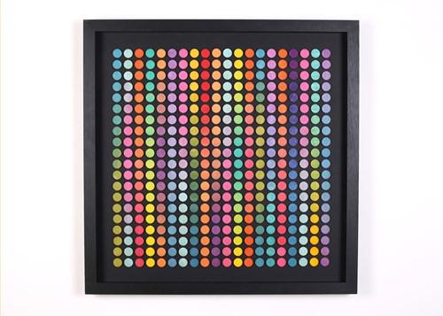 Studio Sale | Amelia Coward - Lot 15, Amelia Coward, Graded Dots