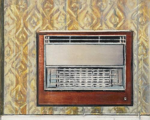 Studio Sale | Richard Baker - Lot 5, Richard Baker, Radiator