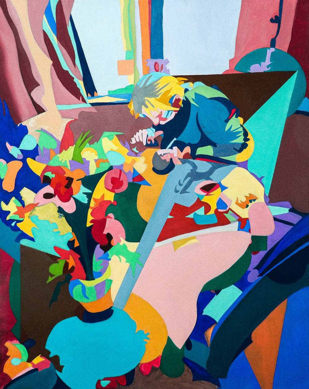 Studio Sale   Lee Kay-Barry - Lot 10, Lee Kay-Barry, Step Into La Petit Galerie