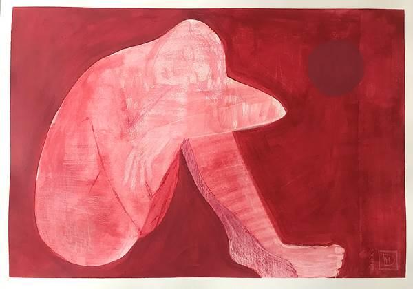 Delia Hamer, Salt on my back, The Auction Collective