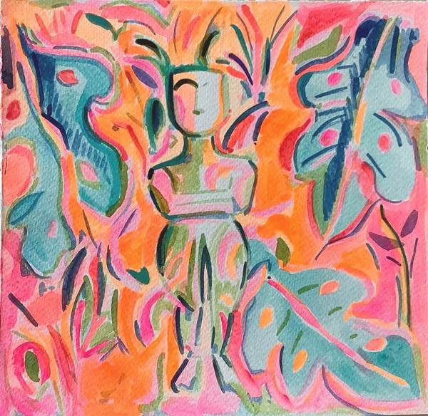 Emi Avora, Little statue, The Auction Collective