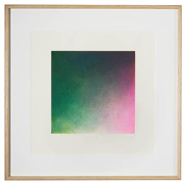 Susan Vera Clarke, Emerald Veil, The Auction Collective